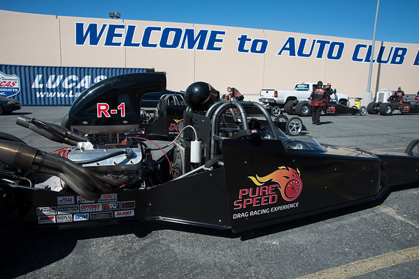 Dragster Ride-Along 2014
