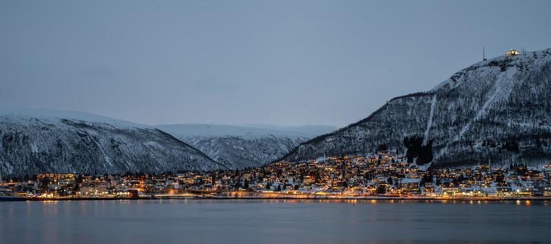 Tromso January 2020