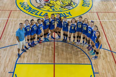 Volleyball_Girls_16 - 17 Oct 2015