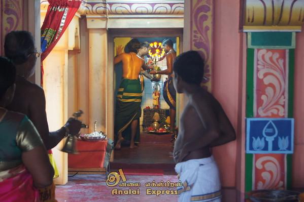 எழுவைதீவு-முத்தன்காடு முருகமூர்த்தி தேவஸ்தான இரண்டாம்நாள் திருவிழா-2018