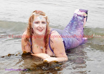 Stacey Utter - Mermaid Model