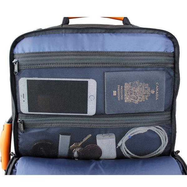 Bagages standard à transporter sur les sacs à dos