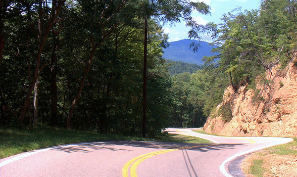 TN's SR-66 From Rogersville