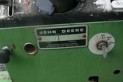 Deere 140