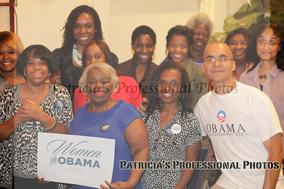 The DC Democratic Women's Club Watch Party