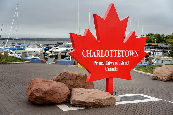 Norwegian Dawn - Charlottetown