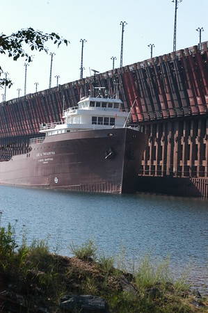General Photos of Shipping in Marquette, Michigan