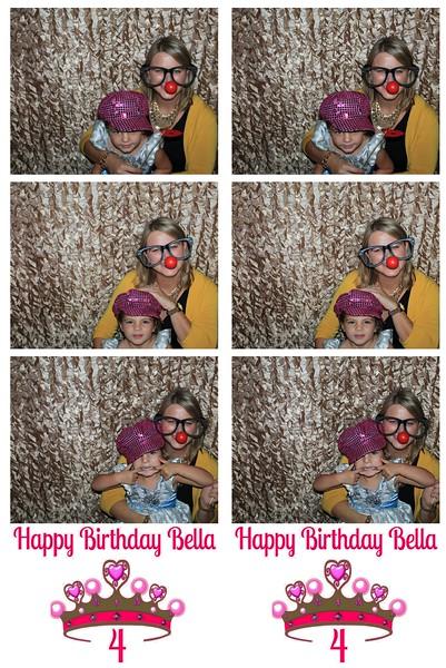 Bella's 4th Birthday