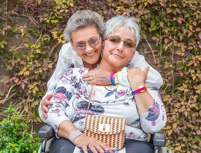 Thelma & Gail Wedding