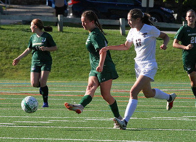 BBA Varsity Girls Soccer vs Monument photos by Gary Baker