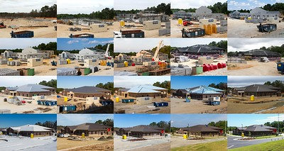 Construction Montage
