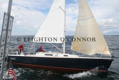 James R. Hodder Regatta - Boston Yacht Club - September, 18, 2011