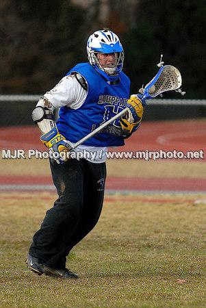 Lacrosse, Boys H.S. Varsity, St. Johns vs Hauppauge, 03-24-07
