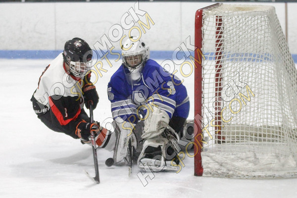 Stoughton-Attleboro hockey - 02-11-17