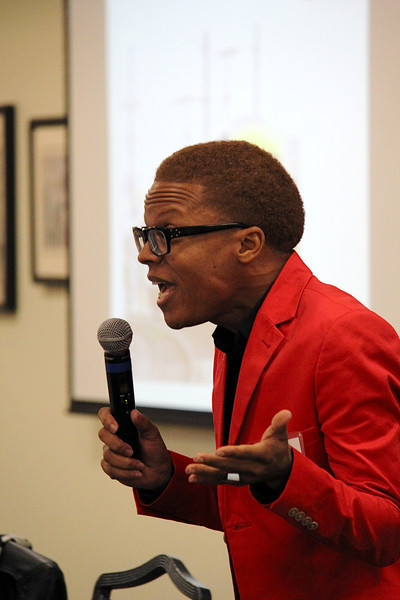 2013 HESPA & SPA 65th Anniversary Lunch featuring Dr. Terrell Strayhorn