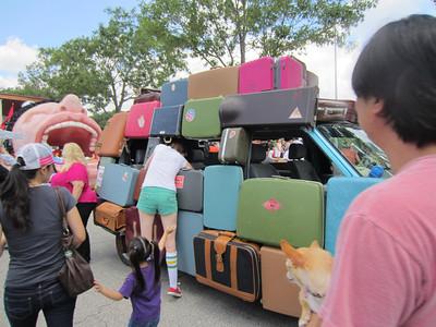 2012 Houston Art Car Parade