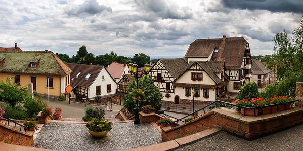 Alsace mix