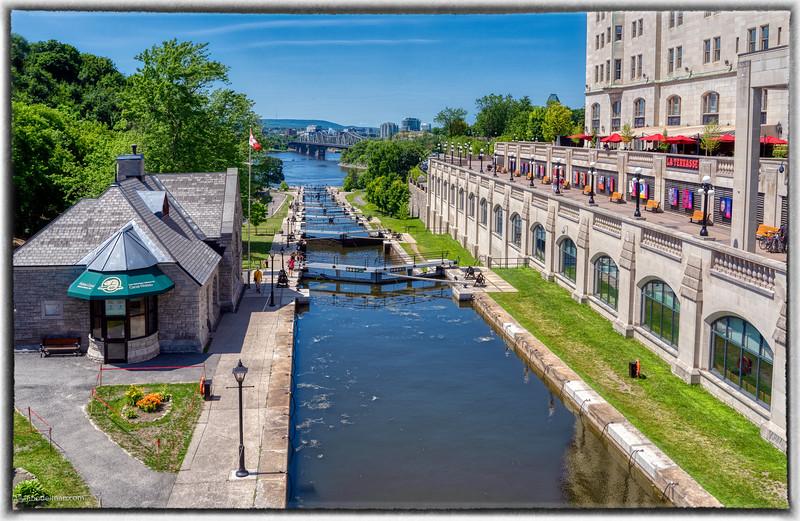 Rideau Canal Ottawa