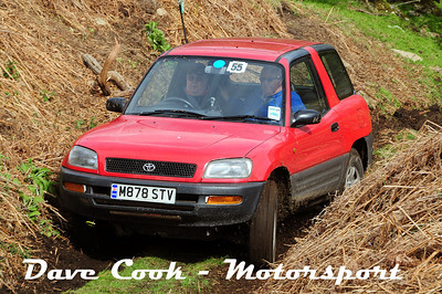 Ilkley 2012 Strid Wood 1 Cars Classes 1 to 6