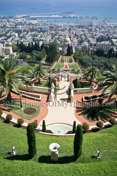20140514 Haifa: The Bahai Temple