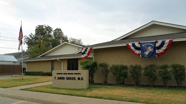 Clay County Pioneer Reunion, Henrietta, TX - 16 September 2011