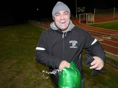 11-10-17. Senior Night Pre-Game