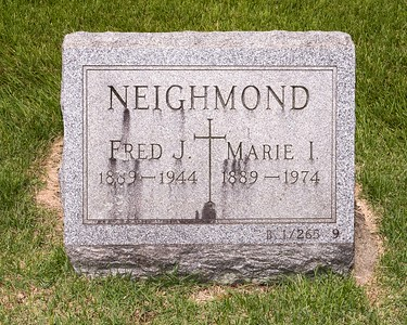 Family Grave Sites