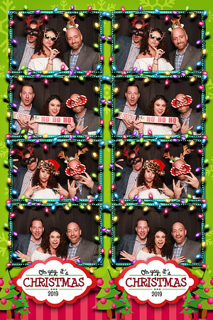 Load One Christmas Party Photo Booth