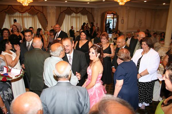 Rumzi Haddad & Manal Hilo's Engagement July 22, 2007
