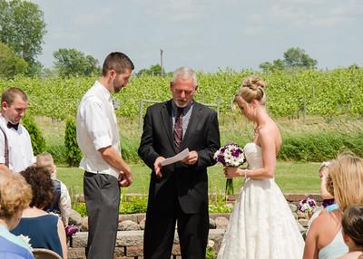 Zack & Simone Rieger Wedding