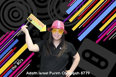 Adath Israel Purim Chagigah 5779