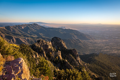 3 - Sandia Mountain Tram, Sunset and Final Day