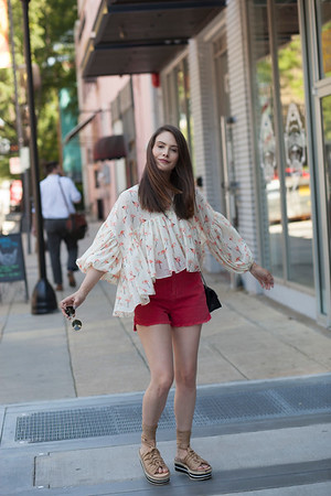 Fashion Blogger series 1