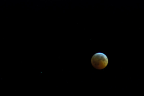 2010 - winter solstice lunar eclipse