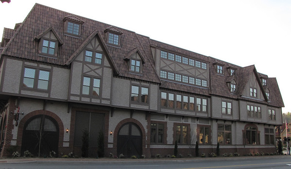 Asheville, NC - Grand Bohemian Hotel