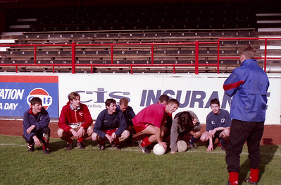 Airdrie Youth team 92-93