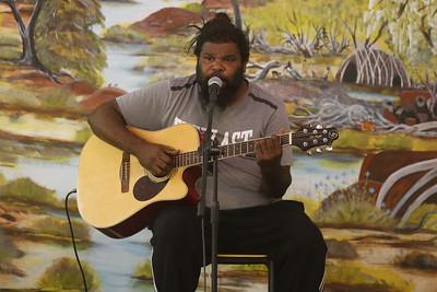 Fringe20 Acoustic set Tandanya Cafe
