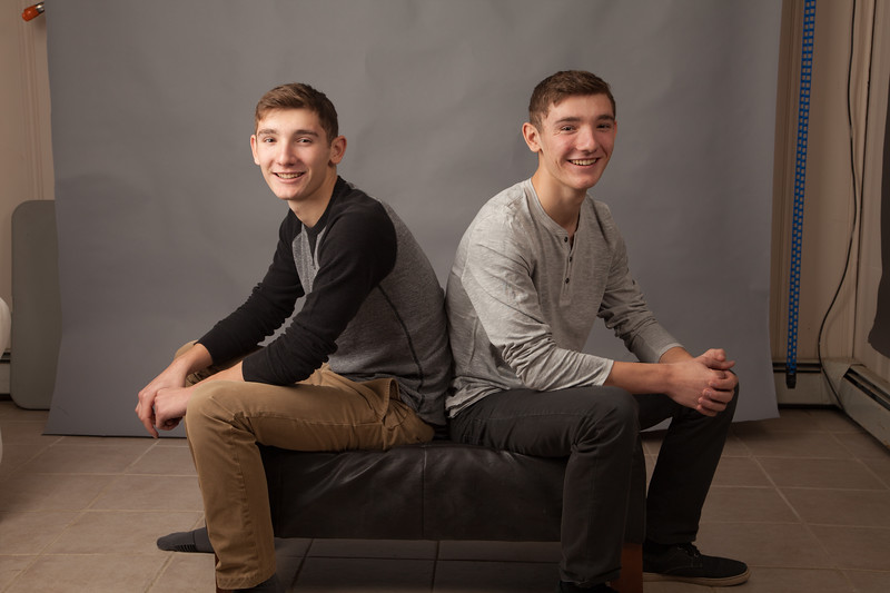Nick & Alex