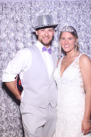 Emily and Chris Rusk Wedding
