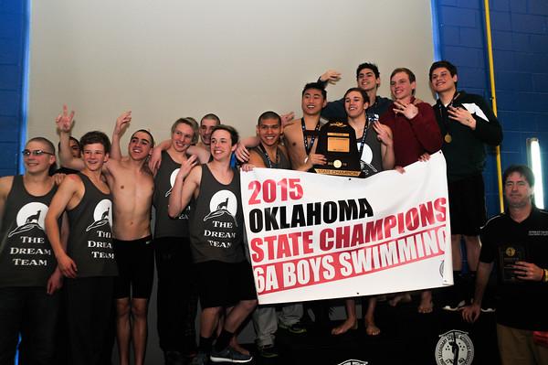 6A State Swimming Championship