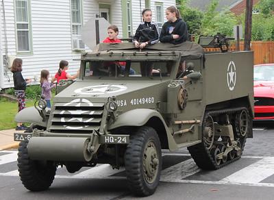 PHOTOS: Newtown, PA Memorial Day Parade 2018