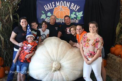 Sun p.m. - Giant Pumpkin Photos: Oct 19, 2014