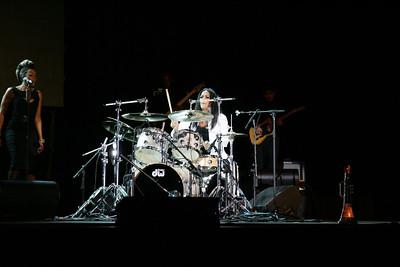 2013 Rehoboth Jazz Festival - Sheila E & Pete Escovedo