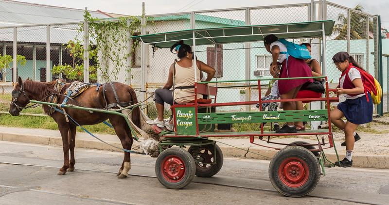 Cienfuegos Public Transport