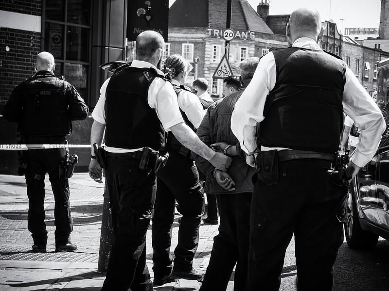 London Crime Scene I