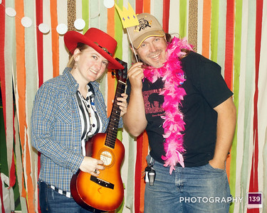 Harvest Vineyard Church Party Photo Booth- 2016
