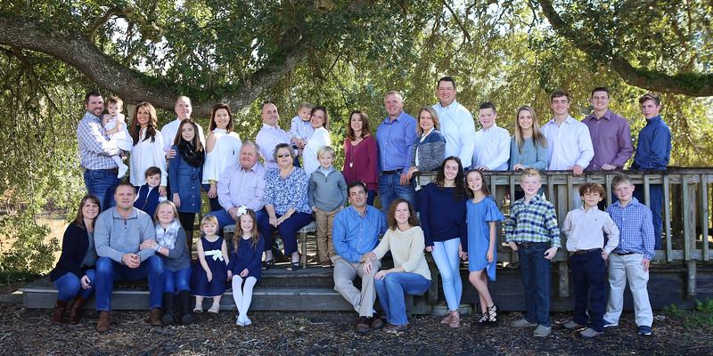 Fremin Family 2018