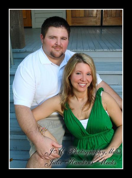 Jennifer and Eric