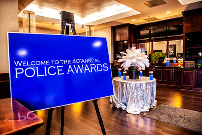 40th Annual Police Community Relations Awards @ BOFA Stadium 5-16-19 by Jon Strayhorn
