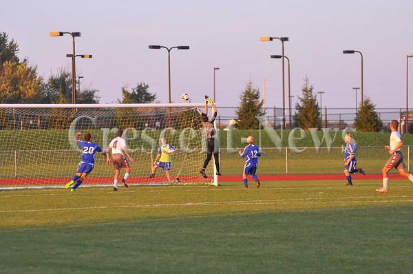 10-17-16 Sports Defiance @ Van Wert D-II Soccer